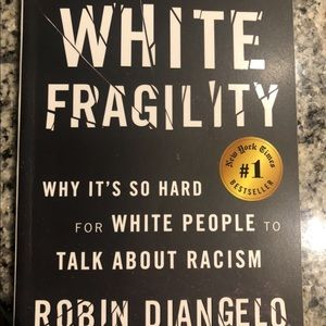 White Fragility - Book (New)